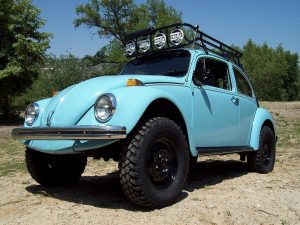 fusca off-road
