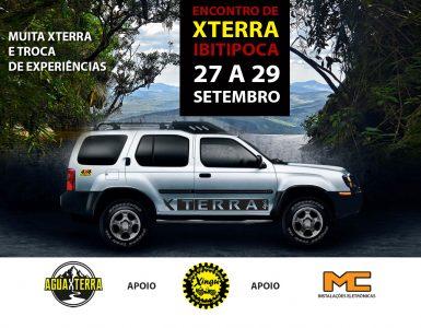 encontro de Xterra em Ibitipoca