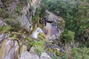 Cachoeira da Pedra Quadrada Conceição de Ibitipoca