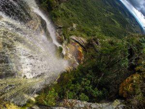 cachoeira janela do céu