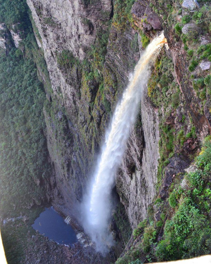 maior cachoeira do Brasil