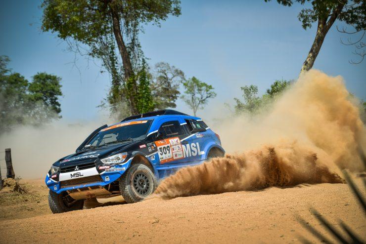 campeões Rally dos Sertões