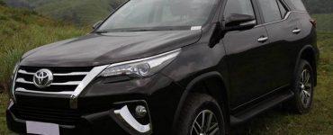 Toyota SW4 2020