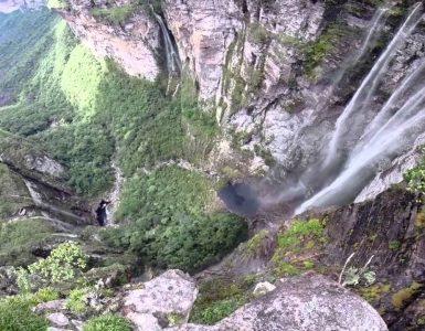cachoeiras da chapada diamantina cachoeirão