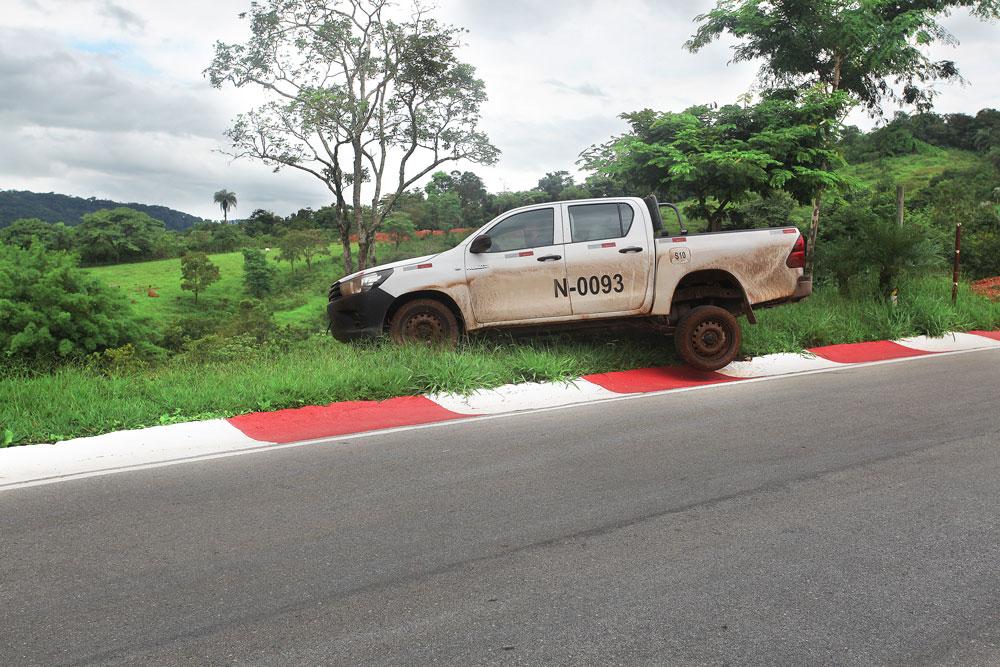 CWS treinamento off road