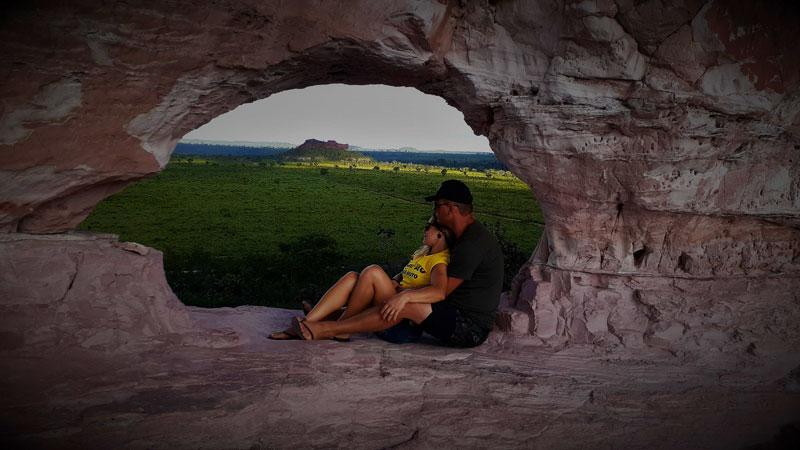 casal de aventureiros