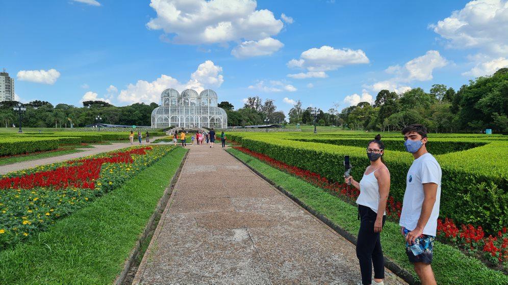 Em Curitiba